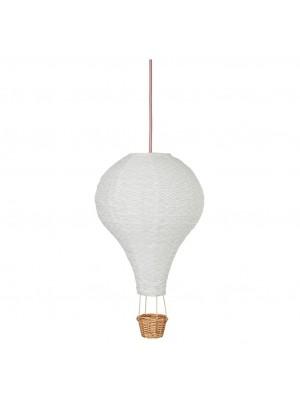 Lampa Ballong Rosa