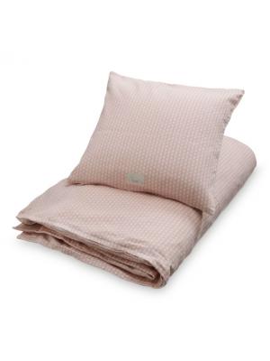 Baby Bedding GOTS - Blush