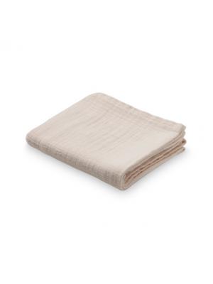 Muslin Cloth - GOTS - Nude