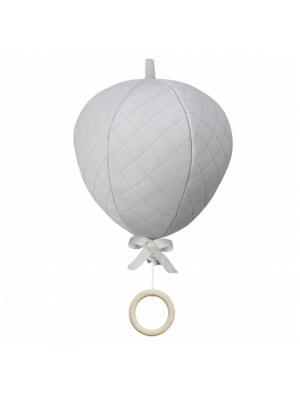 Musikmobil Ballong Grå