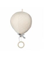 Musikmobil Ballong Nude/Rosa