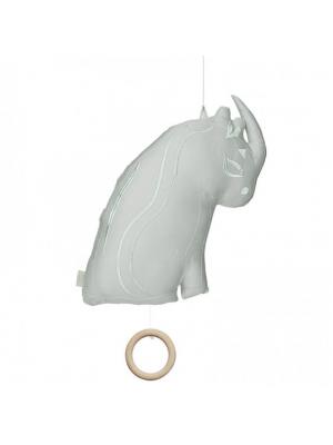 Rhinoceros Music Mobile - OCS - Mint
