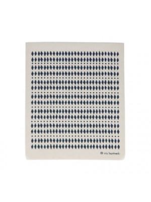 Wash cloth Blue