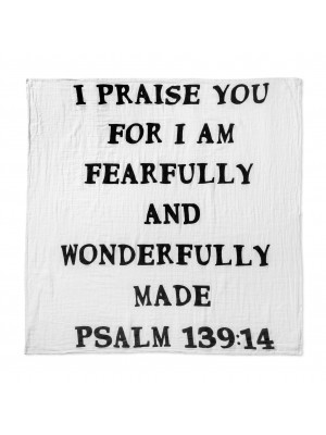 Modern Burlap Blanket 139:14