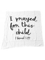 Modern Burlap Filt Samuel 1:27