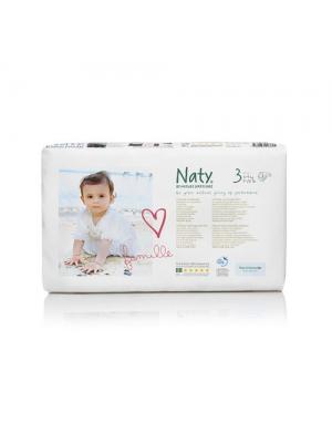Naty Blöjor stl 4 Maxi 7-18 kg ekonomipack 46 st