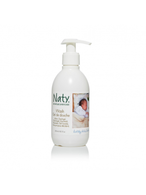 Naty ECO Baby Wash 250 ml