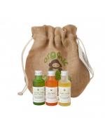Organic Monkey Olja 3-delar