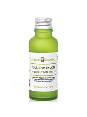 Rock the Cradle - Olja för hårbotten