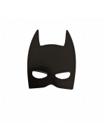 Batmankrok Svart