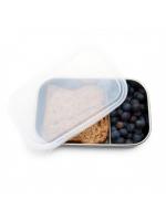 Burk rektangulär - Divided Container