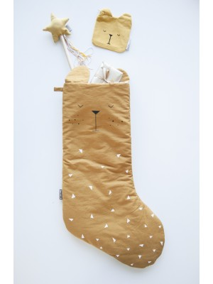 Christmas Animal Stocking Bear